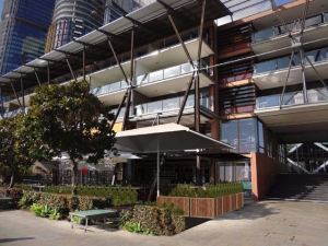 The new Beer DeLuxe King Street Wharf in Sydney