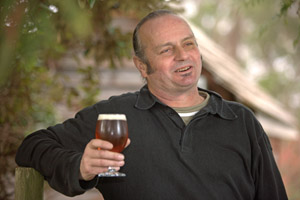 Beer Forefather Willie Simpson