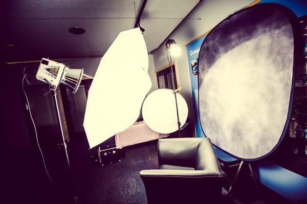 location studio setup