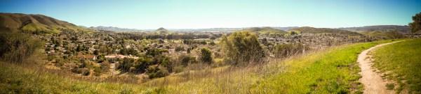 Terrace Hill Panorama