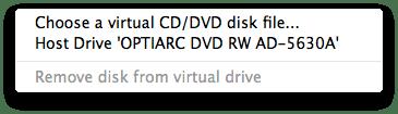 A10 VirtualBox