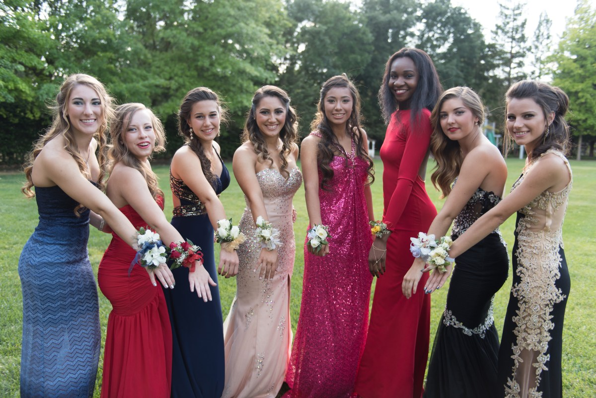 Saint Mary's Prom {Erica's Group}