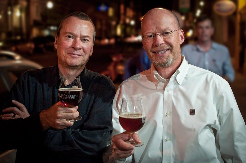 Kurt & Rob Widmer – Widmer Brothers Brewing