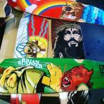 New cruiser boards art! Hit me up for custom ordershellip