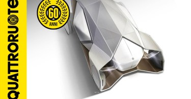 Quattroruote Shiwa concept car IED
