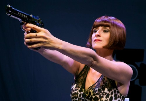 """Scena tratta da """"Questa sono io"""" - courtesy of Teatro Binario7 Monza"""