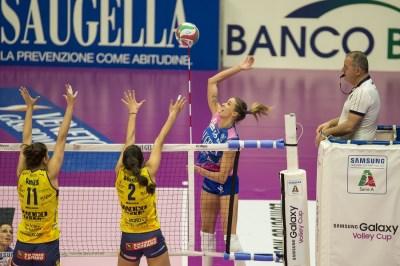 Saugella team Conegliano