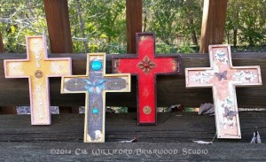 From the decorative crosses class
