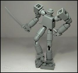 LEGO BrickFAs frame