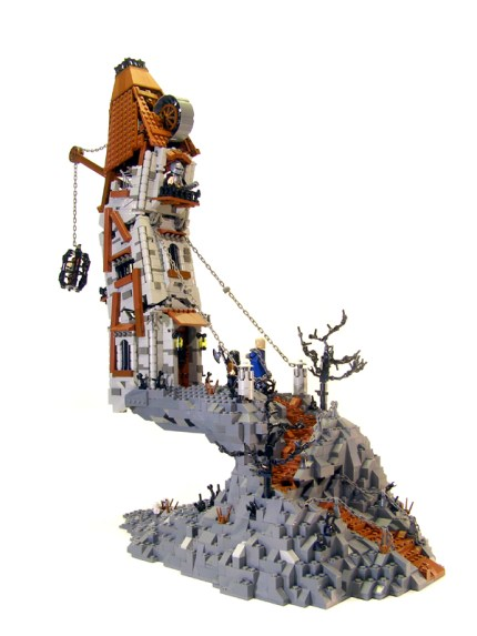 Tower Of Torment The Brothers Brick Lego Blog