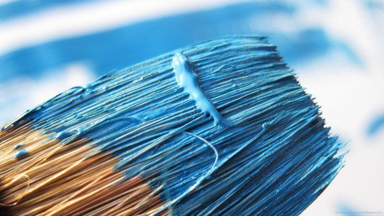 Nettoyer ses pinceaux bricolage facile - Nettoyer pinceau peinture ...