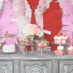 Pink and Red Love Bridal Shower