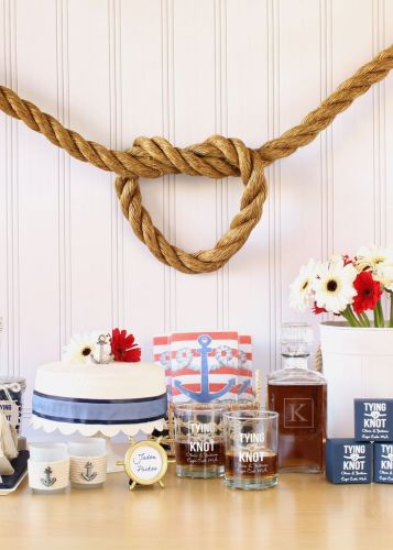 The Knot Wedding Gift Etiquette : Tying the Knot Bridal Shower IdeasBridal Shower IdeasThemes