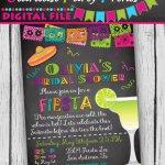 Fiesta Bridal Shower Ideas