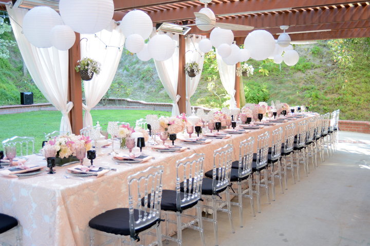 ... Love Is In The Air Bridal Shower Outdoor  ...