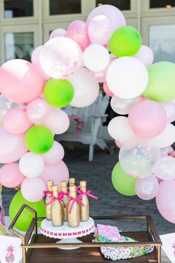 Tropical-Bridal-Shower-Balloons