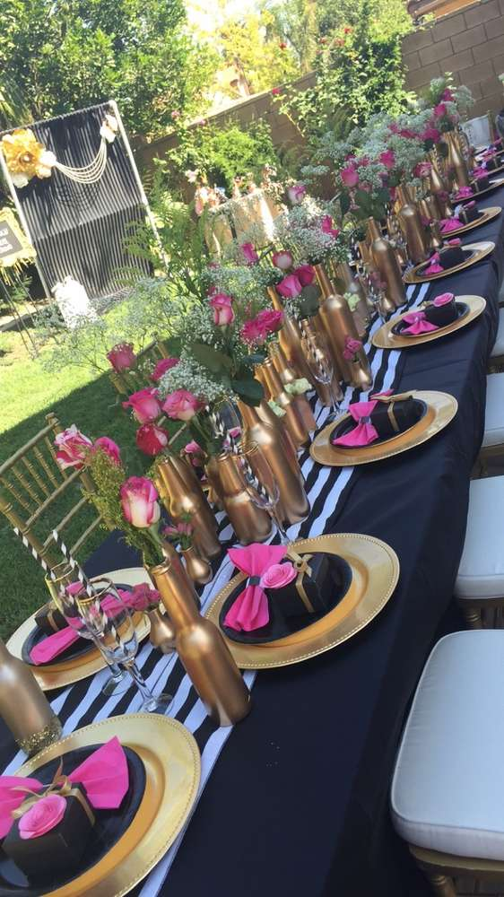 Floral-Kate-Spade-Inspired-Bridal-Shower-Flower-Centerpieces
