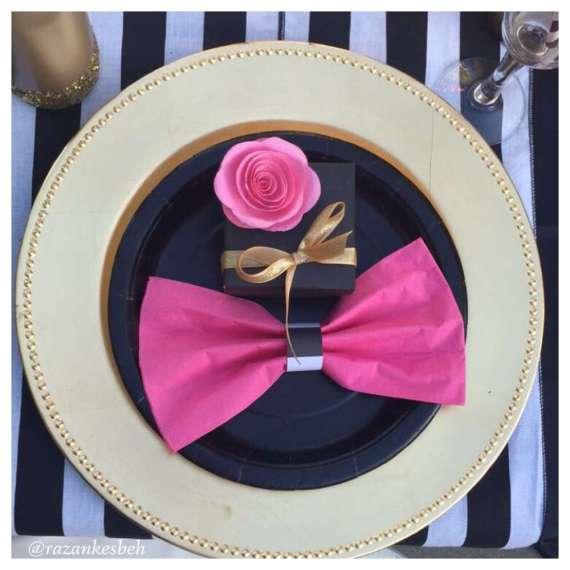 Kate Spade Wedding Gift Ideas : Floral Kate Spade Inspired Bridal ShowerBridal Shower Ideas ...