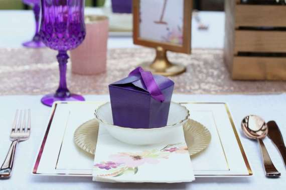 Garden-of-Romance-Bridal-Shower-Purple-Gift-Box