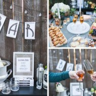 Outdoor Great Gatsby Party
