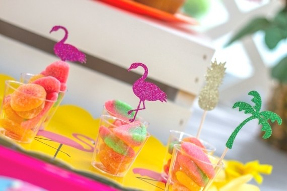 Pink-Tropical-Bridal-Shower-Sweets