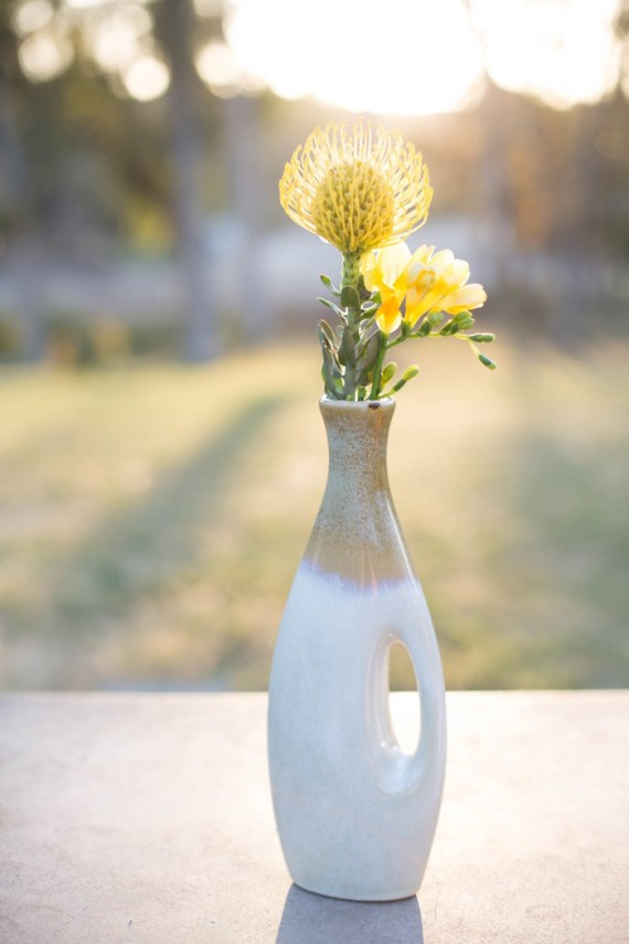 Colorful-Au-Natural-Bridal-Shower-Yellow-Flowers