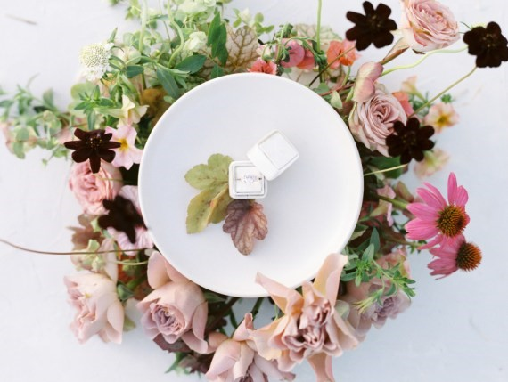 Dreamy Outdoor Bridal Shower ring