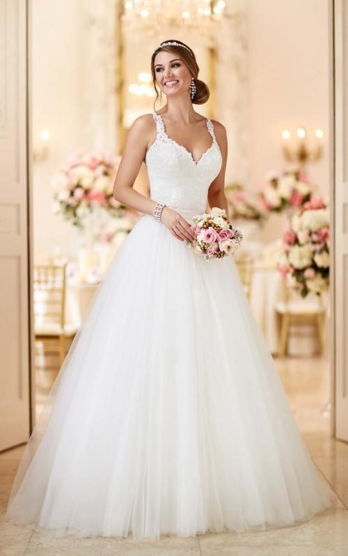 Medium Of Wedding Dress Styles