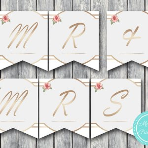 stylish-wedding-banner-mr-and-mrs-gold-foil-banner