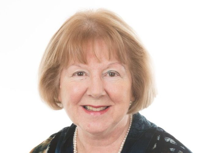 Marian McNeir MBE