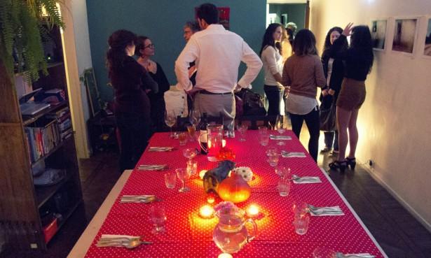 Jueves a la mesa, Buenos Aires