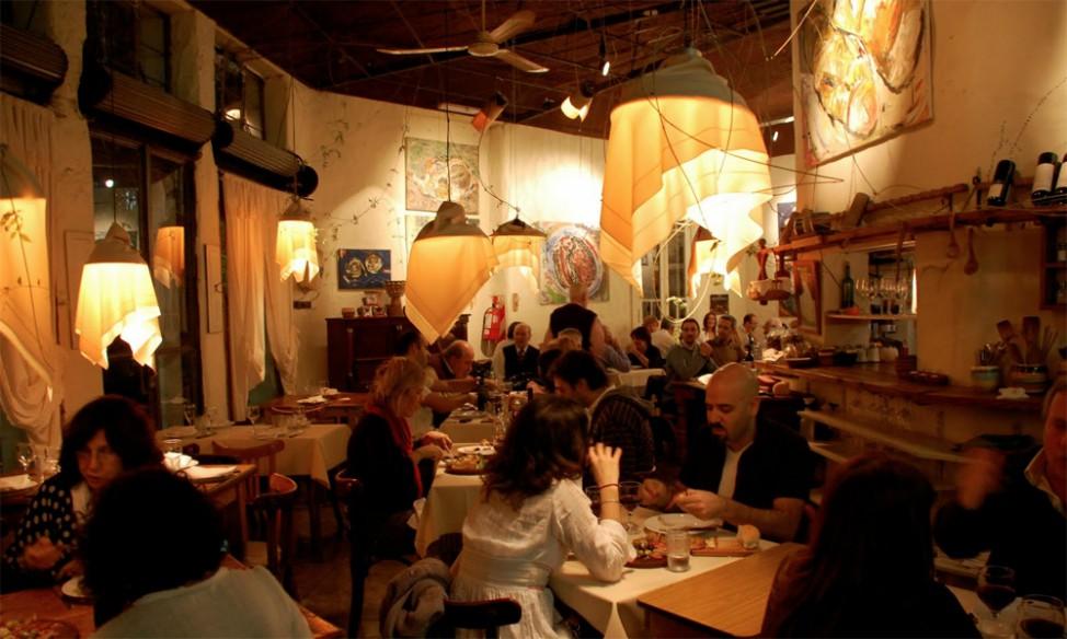 Best vegetarian restaurants in Buenos Aires | Pan y Teatro, Buenos Aires