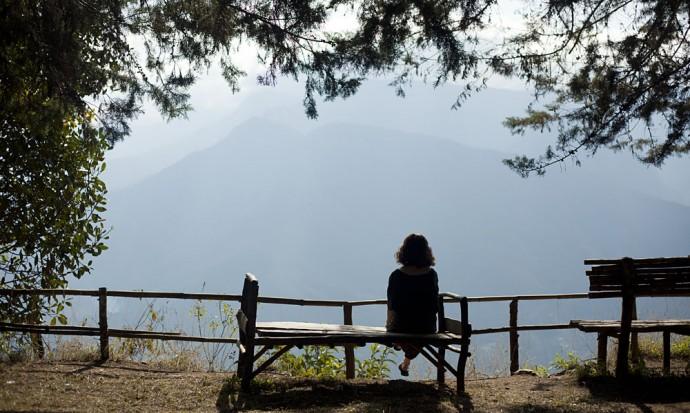 Viewpoint at Sol y Luna