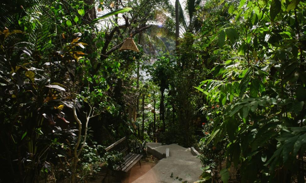 The Sanctuary Thailand gardens