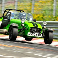FLASHBACK: Caterham R620 at the 'Ring