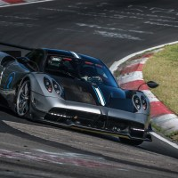 Pagani Huayra BC pushing for Nürburgring lap record?