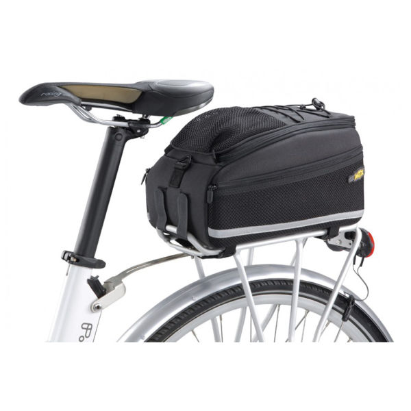 Hire a bicycle rack pack