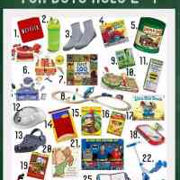 Our Favorite Things for Boys Ages 2-4