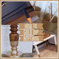 How to Gold Dip Anything