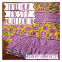 Five Basic Quilts for Beginners
