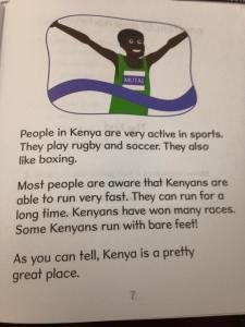 Kenyans can run