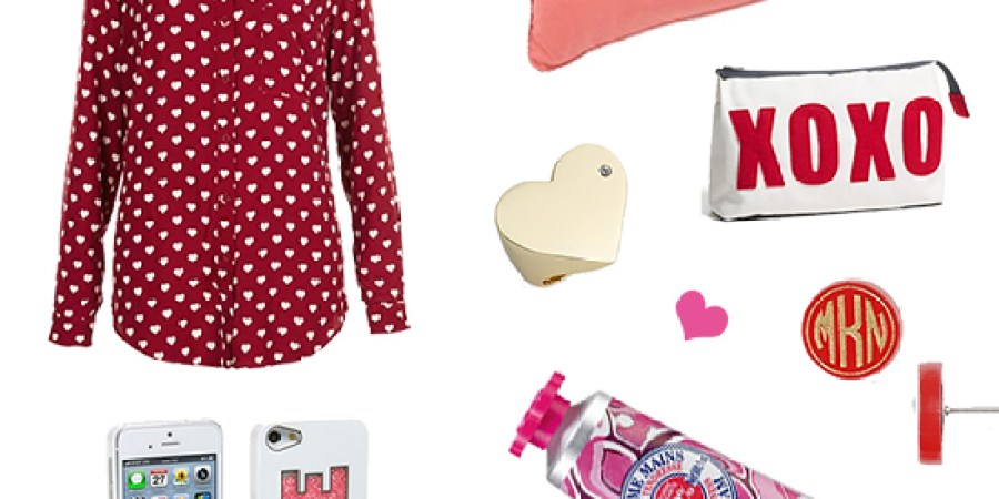 RED AND PINK GIVEAWAY NORDSTROM