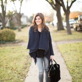 Navy and Grey + Job Rant