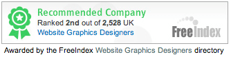 Recommended Sheffield Graphic Design Company