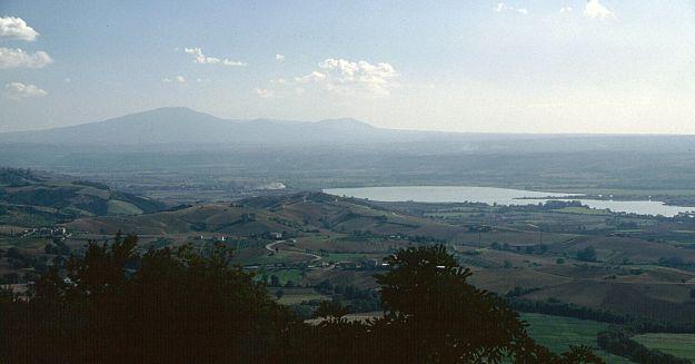 Lago di Alviano Umbria Italy
