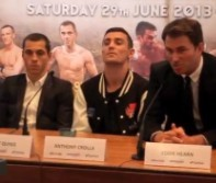bolton press conference boxing