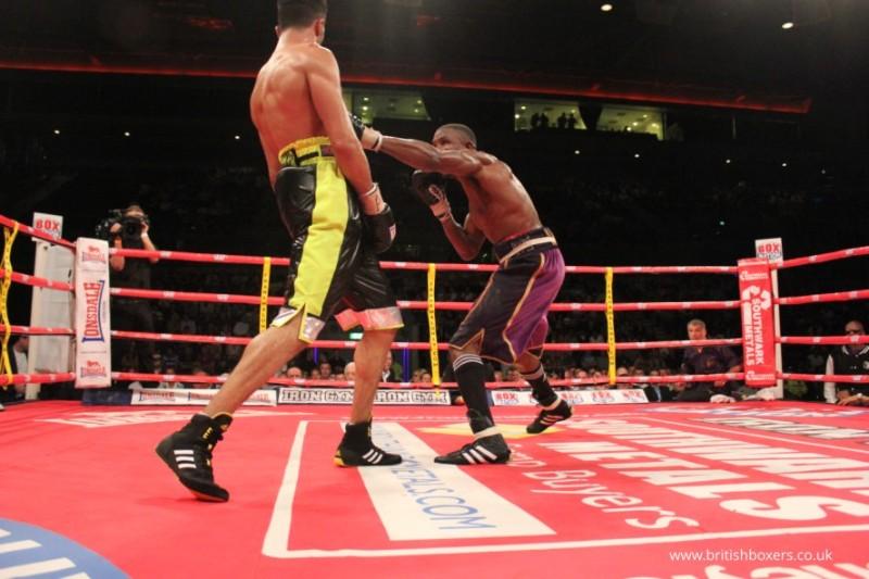 Hamilton v Anwar-fight
