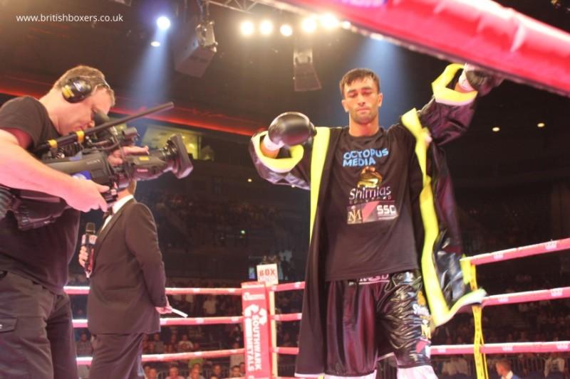 boxer Adil Anwar