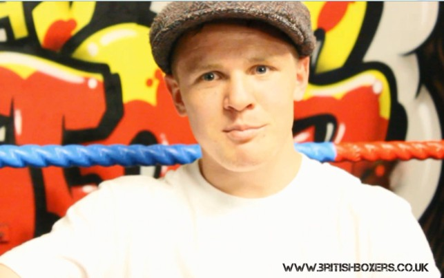 kieran farrell-boxer-interview 2014
