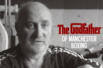 brian hughes godfather of manchester boxing
